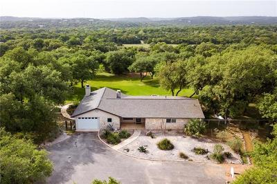 Wimberley Single Family Home For Sale: 611 Green Acres