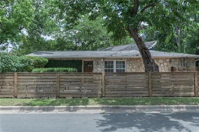 Austin Single Family Home For Sale: 3915 Oakmont Blvd