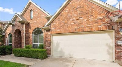 Round Rock Single Family Home For Sale: 4202 Engadina Pass