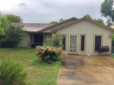 Austin Single Family Home For Sale: 4804 Brook Crest Rd