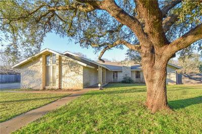 Single Family Home For Sale: 3602 Socorro Trl