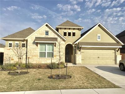 Liberty Hill Single Family Home For Sale: 206 Mindy Way