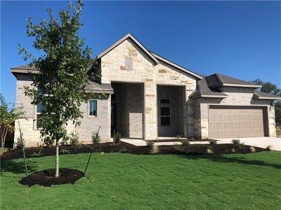 Leander Single Family Home For Sale: 2213 Belen Dr
