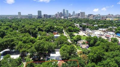 Austin Single Family Home For Sale: 1709 Willow St