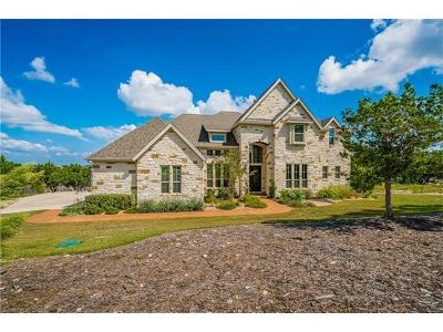 Spicewood Single Family Home For Sale: 5401 Diamante Dr