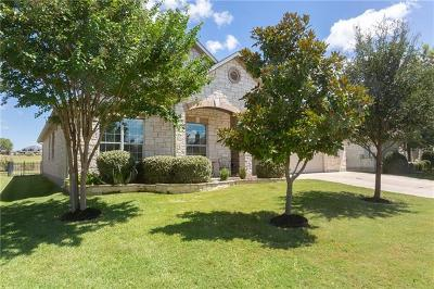 Pflugerville Single Family Home For Sale: 19416 Sea Island Dr