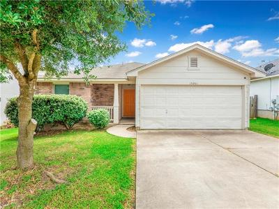 Austin Single Family Home For Sale: 15201 Sabal Palm Rd