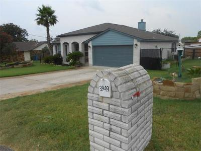Lago Vista Single Family Home For Sale: 3949 Outpost Trce