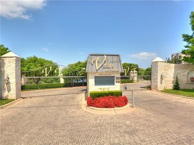 Villas On Travis Condo Amd, Villas On Travis Condominiumsamended Condo/Townhouse For Sale: 2918 Ranch Road 620 #O-279