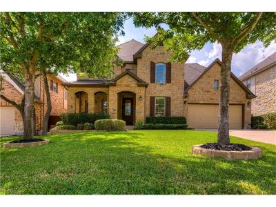 Austin Single Family Home For Sale: 11916 Montclair Bnd