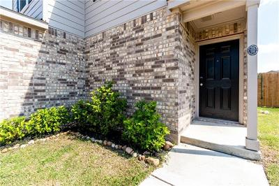 Jarrell Single Family Home For Sale: 501 Farmer Ln #2B