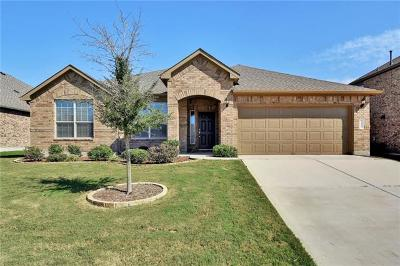 Leander Single Family Home Pending - Taking Backups: 2441 Maxwell Dr