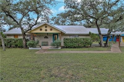 Dripping Springs Single Family Home For Sale: 600 Gatlin Creek Rd