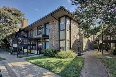 Austin Condo/Townhouse For Sale: 7685 Northcross Dr #420