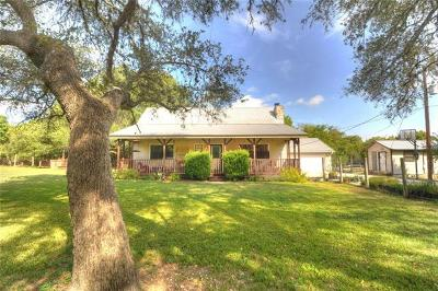 Dripping Springs Single Family Home For Sale: 200 Little Barton Dr