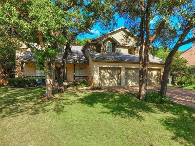 Travis County Single Family Home For Sale: 6002 Little Bull Cv