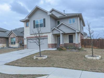 Single Family Home For Sale: 201 Adoquin Trl