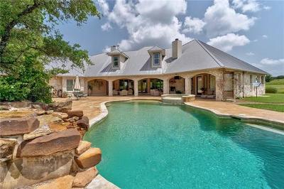 Dripping Springs Single Family Home For Sale: 1001 Trailhead Cir