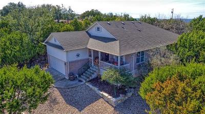 Lago Vista Single Family Home For Sale: 3611 High Mountain Dr