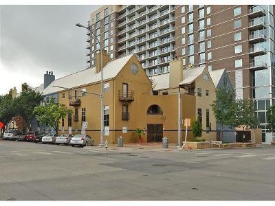 Condo/Townhouse Pending - Taking Backups: 201 E 4th St #209