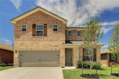 Leander Single Family Home For Sale: 937 Myrna Bnd