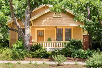 Single Family Home Active Contingent: 3905 Duval St