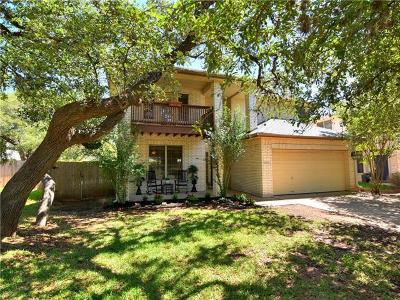 Hays County, Travis County, Williamson County Single Family Home Pending - Taking Backups: 5008 Tiger Lily Way