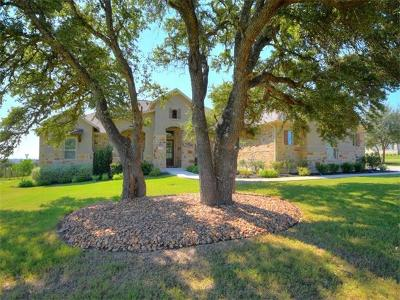 Leander Single Family Home For Sale: 3201 Elm Ridge Dr