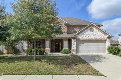 Pflugerville Single Family Home For Sale: 2404 Dakota Dunes Ct