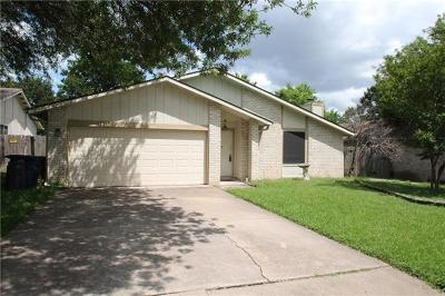 Austin Single Family Home For Sale: 11201 Sage Hollow Dr