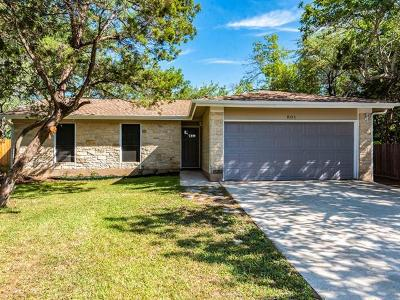 Cedar Park Single Family Home For Sale: 801 Lone Tree Ct