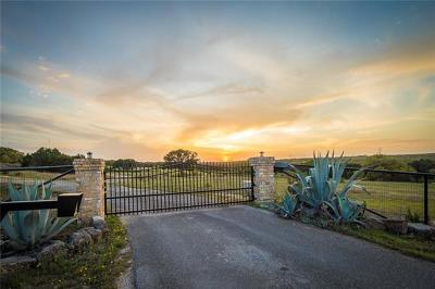 New Braunfels Farm For Sale: 1301 Fm 2722