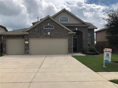 Buda Single Family Home For Sale: 150 Orchard Hill Trl