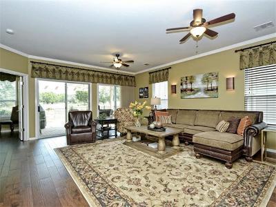 Georgetown Single Family Home For Sale: 121 Prairie Creek Trl