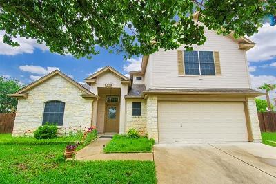 Lockhart Single Family Home Pending - Taking Backups: 2406 Skylight Ct
