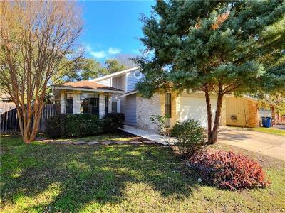 Hays County, Travis County, Williamson County Single Family Home For Sale: 2802 Norfolk Dr