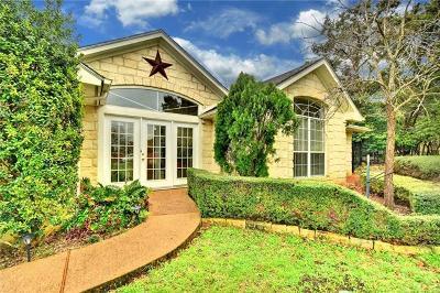 Austin Single Family Home Pending - Taking Backups: 6803 Rio Bravo Ln
