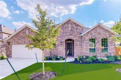 Georgetown TX Single Family Home For Sale: $465,478