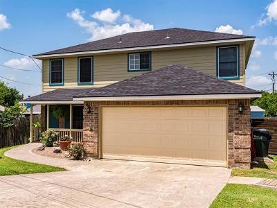 Kyle Single Family Home Pending - Taking Backups: 141 Nel Ct