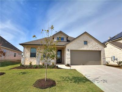 Pflugerville Single Family Home For Sale: 20328 Crested Caracara Ln
