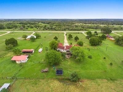 Bastrop County Single Family Home For Sale: 188 Fm 86