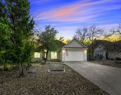 Wimberley Single Family Home Pending - Taking Backups: 186 Whispering Valley Dr