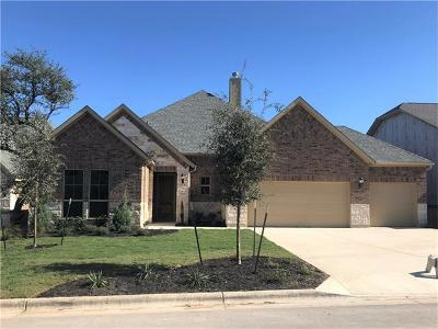 Bee Cave TX Single Family Home For Sale: $449,990