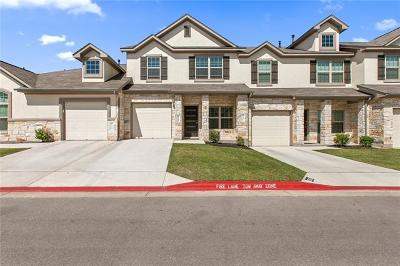 Hays County, Travis County, Williamson County Condo/Townhouse For Sale: 1504 Airedale