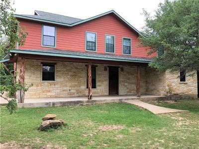 Lockhart Single Family Home Active Contingent: 450 Westwood Rd