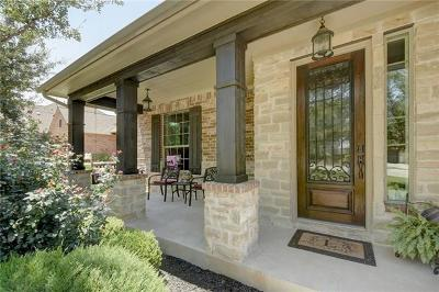 Austin Single Family Home For Sale: 11708 Palisades Pkwy
