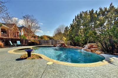 Austin Single Family Home For Sale: 12709 Rush Creek Ln
