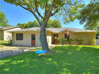Austin Single Family Home For Sale: 6407 Starstreak Dr