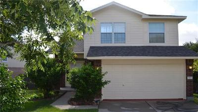 Single Family Home For Sale: 15401 Ora Ln