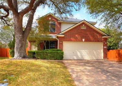 Austin Single Family Home Pending - Taking Backups: 8924 W Hove Loop